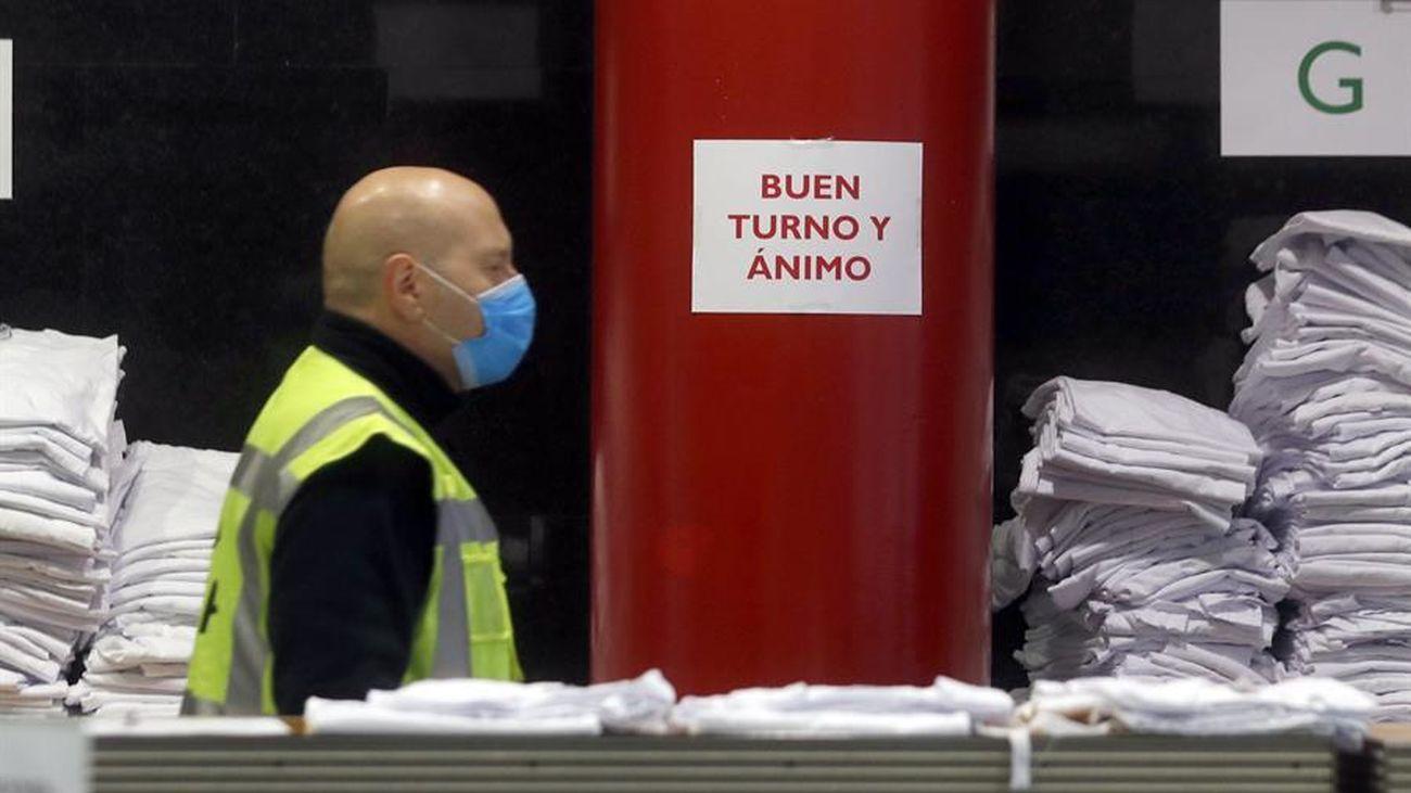 Buenos Días Madrid 03.04.2020 (9.00 - 10.00)
