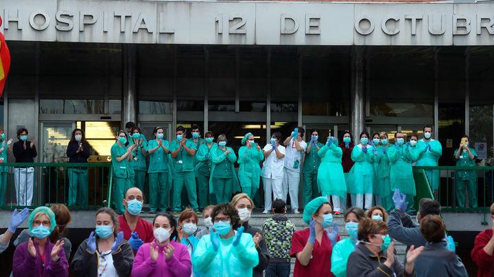 El número de muertes y contagios se ralentizan en Madrid y España