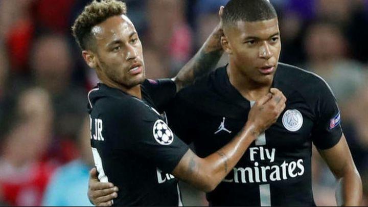 El covid-19 cierra la puerta de salida de Mbappé y Neymar
