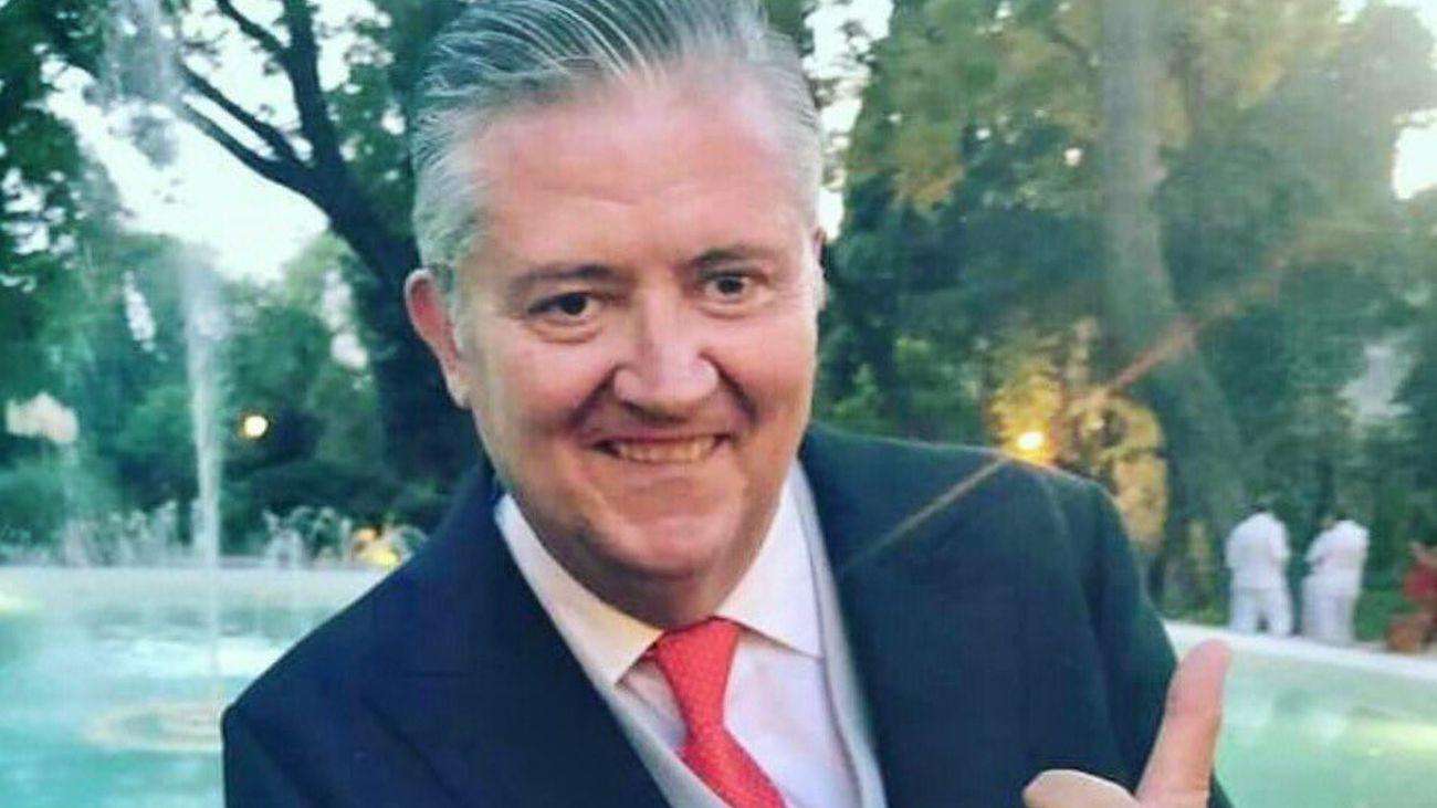 Luis Pérez, médico del Summa fallecido por coronavirus