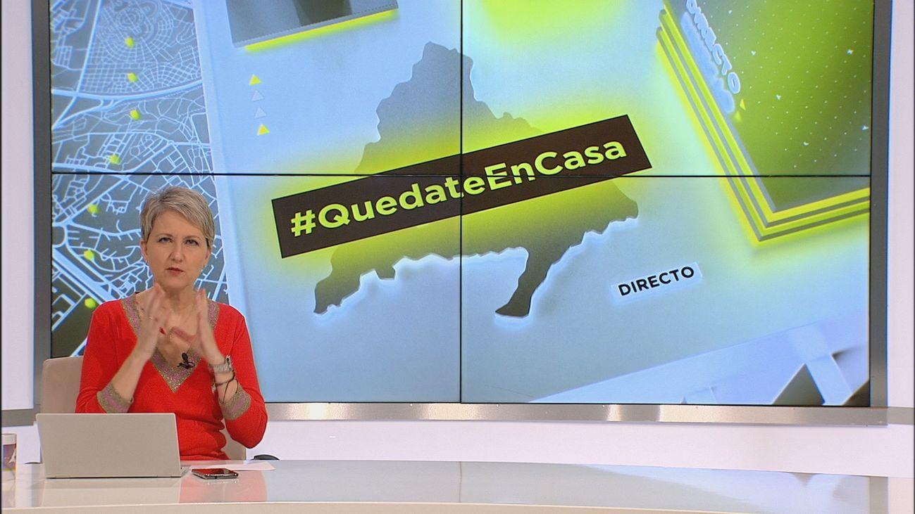 Madrid Directo 1 06.04.2020