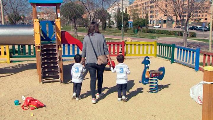 Ayuso rechaza la propuesta de Aguado de pedir que los niños puedan salir a la calle