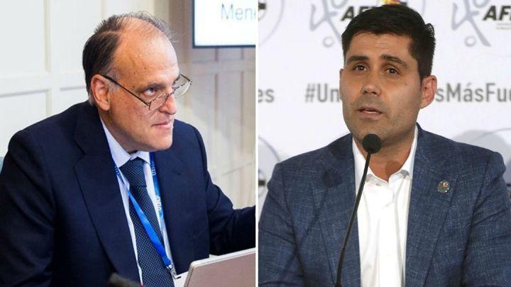 AFE y LaLiga  no llegan a un acuerdo por la rebaja salarial