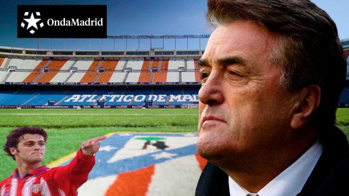 Onda Madrid y Kiko Narváez homenajean a Radomir Antic, el entrenador del doblete rojiblanco