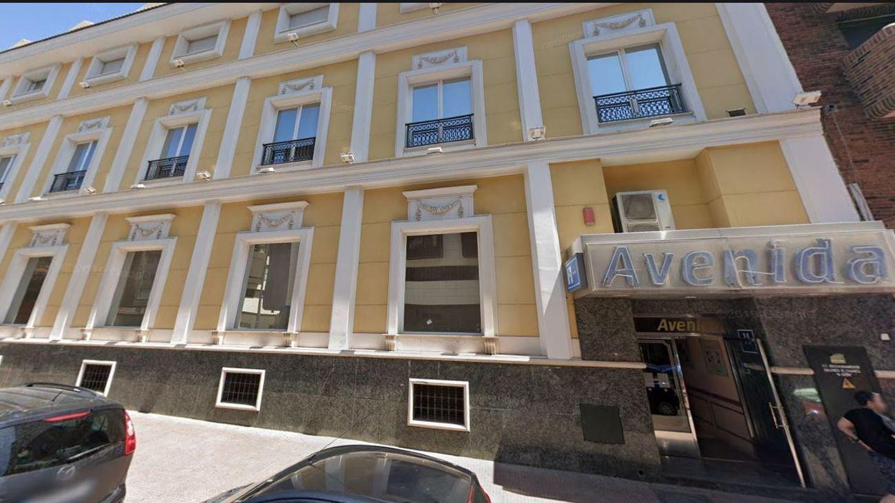 Hotel Avenida de Leganés