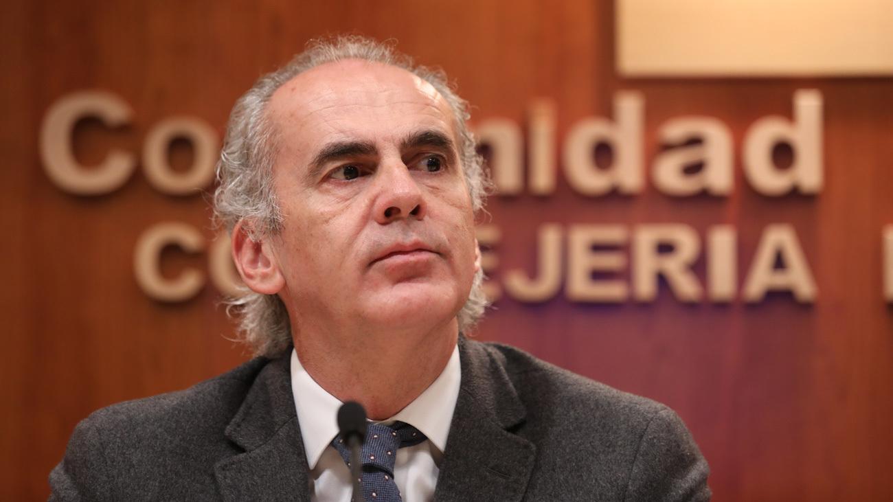 """Ruiz Escudero: """"Le vamos ganando días a la pandemia y ya planteamos el repliegue para volver a la normalidad en los hospitales"""""""