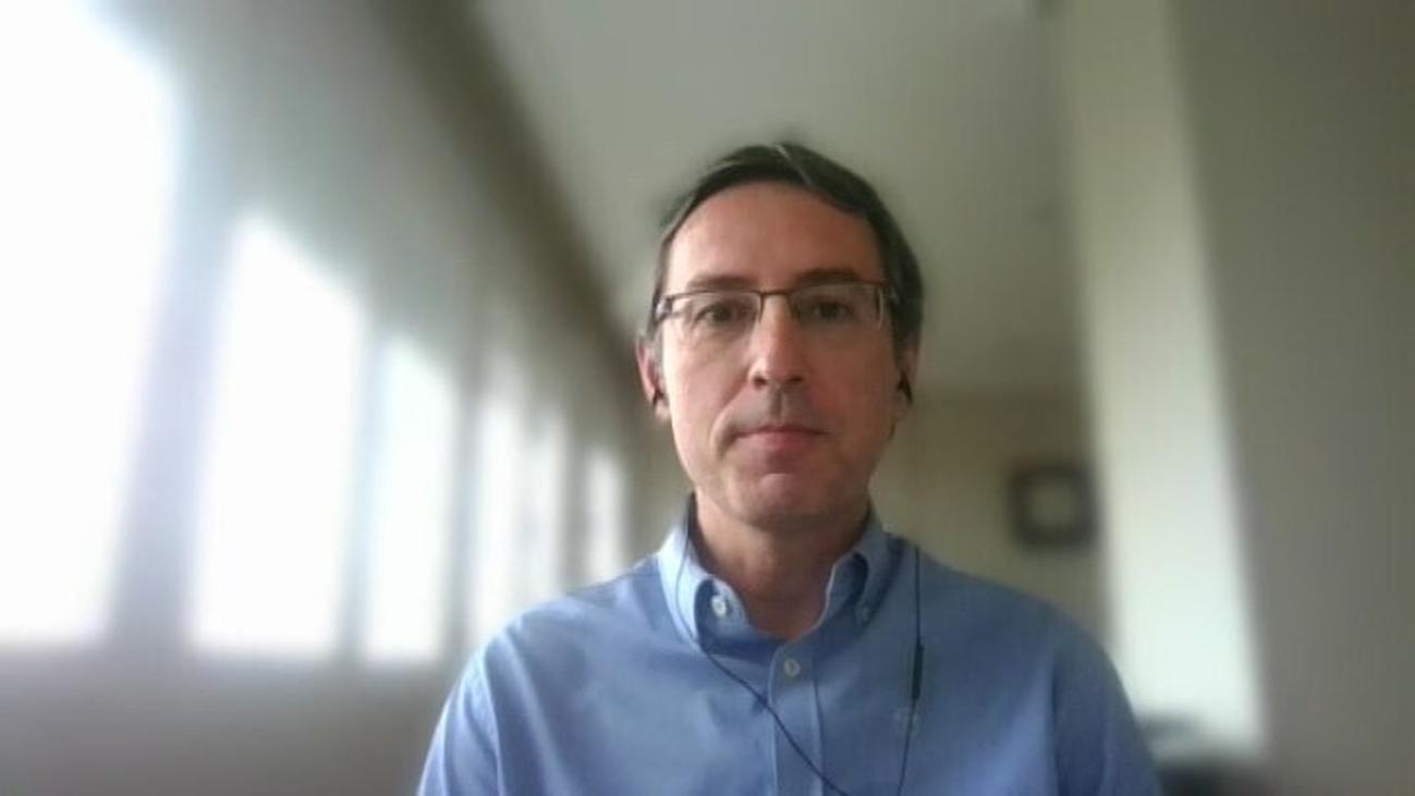 Carlos Llorente, de curado de covid-19 a promotor de donaciones