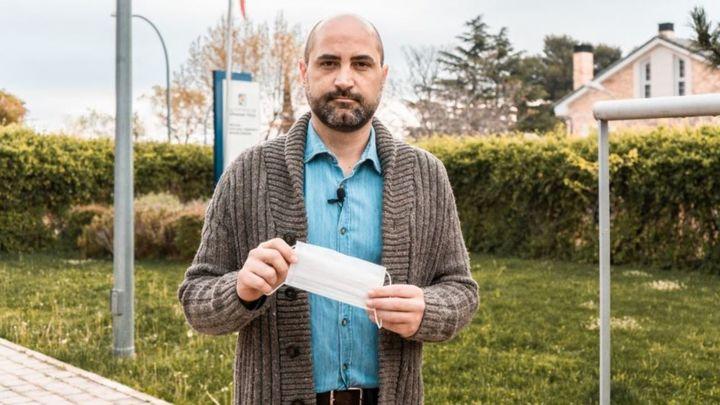Colmenar Viejo realiza un pedido de 400.000 mascarillas para repartir a sus vecinos