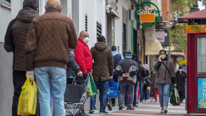 Nuevo repunte de contagios y fallecidos por el coronavirus en España