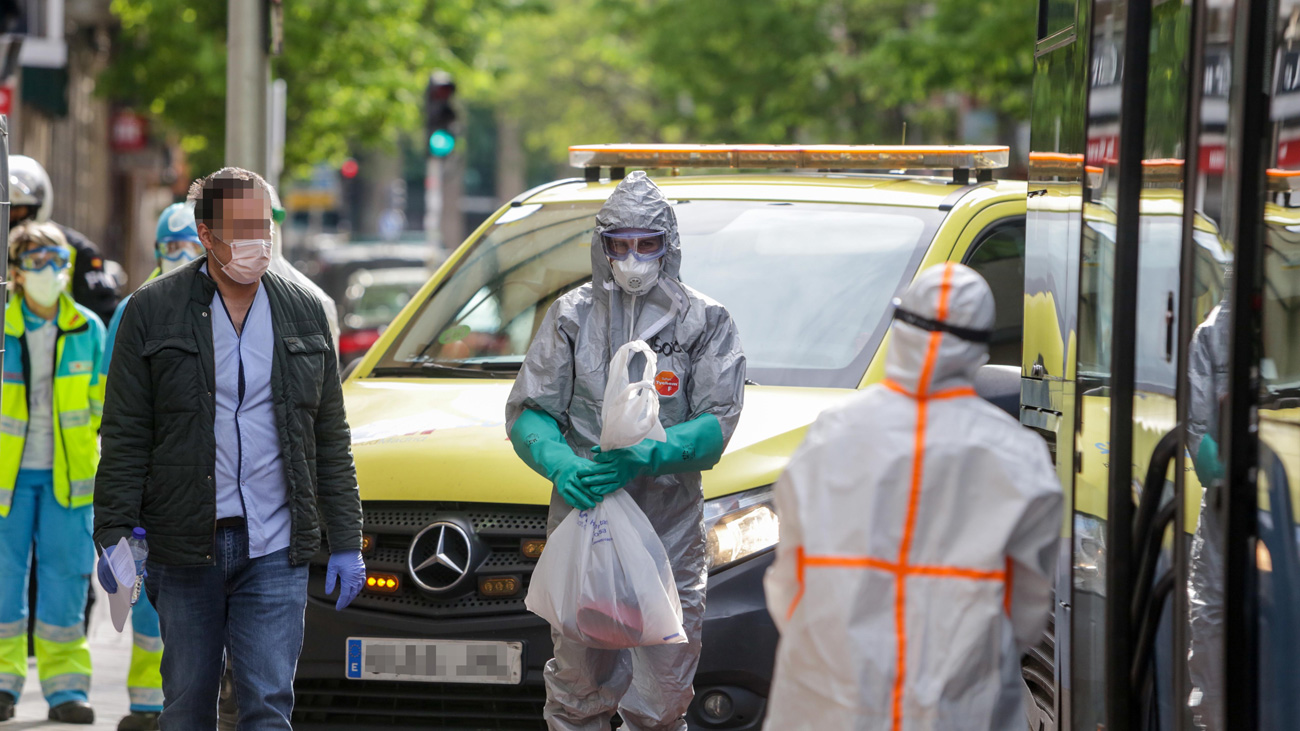 Madrid supera los 20.000 curados de coronavirus en toda la región