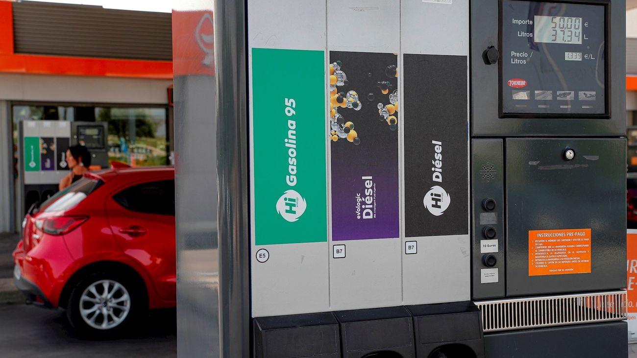 Todos los municipios de Madrid tendrán que tener abierta una gasolinera