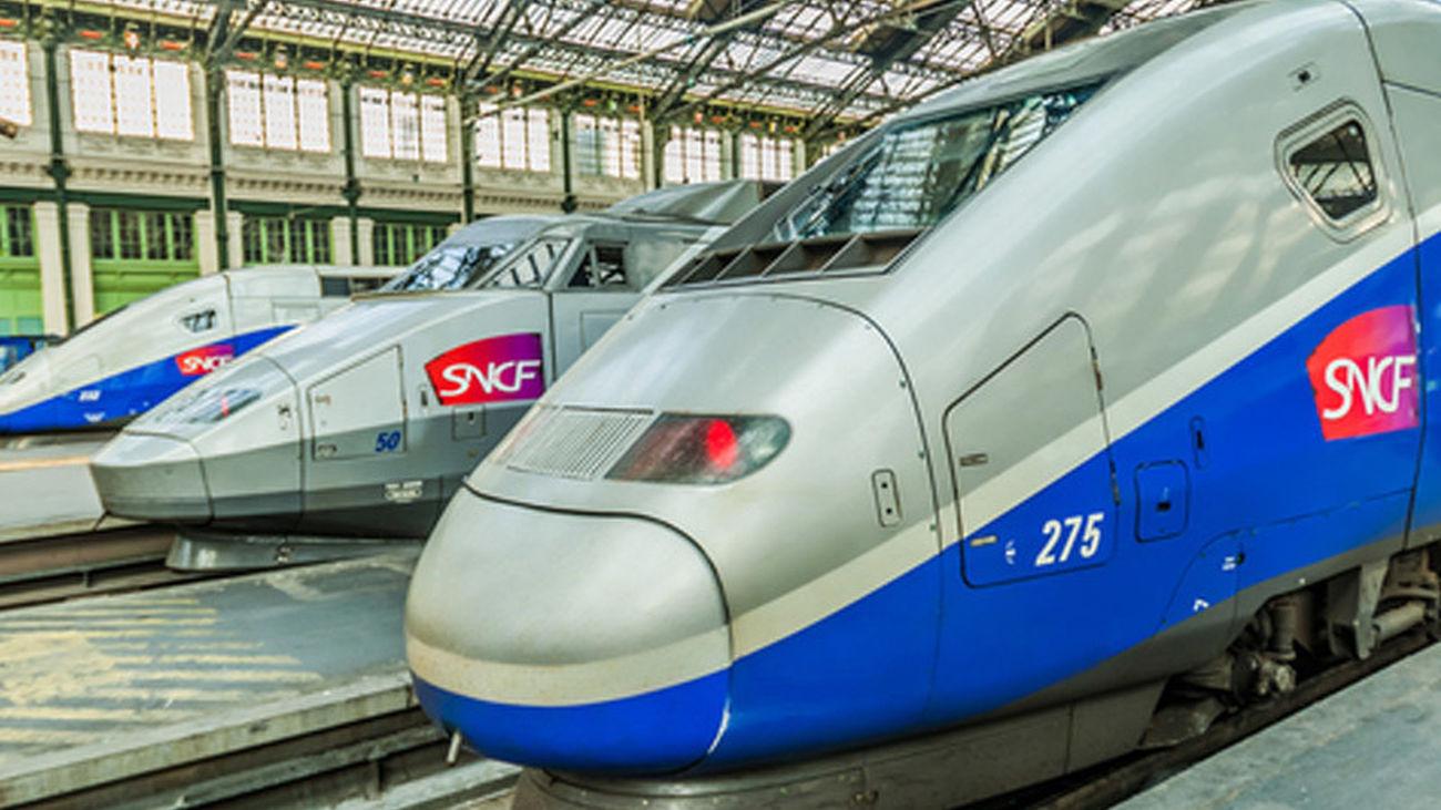 SNCF firma el lunes su entrada en la alta velocidad española pese al COVID-19