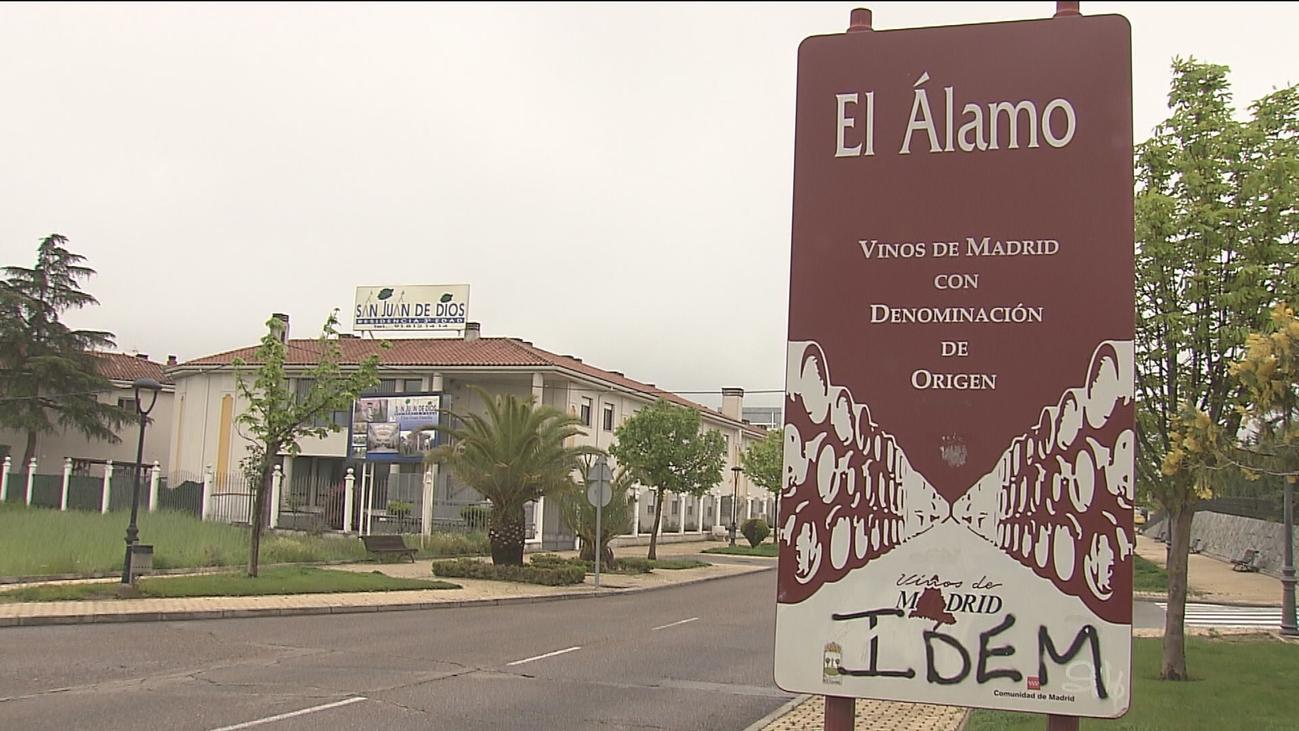 Inquietud de los familiares de la residencia de mayores de El Álamo