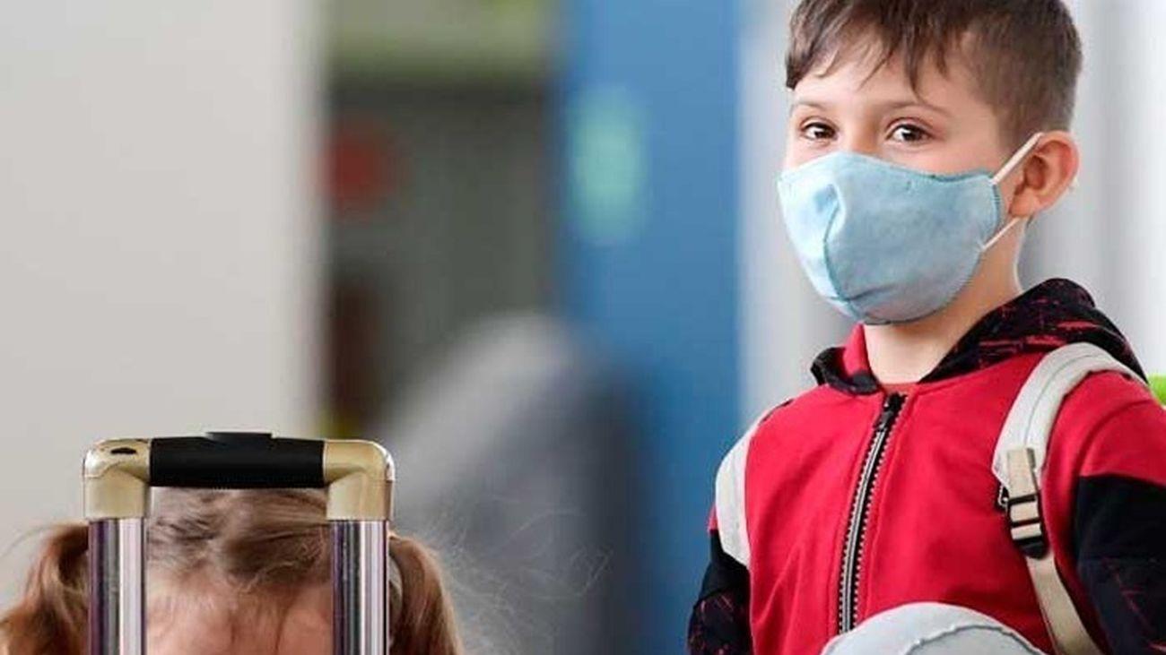 Aguado planteará que Madrid proponga que los niños puedan salir un rato de sus casas desde 26 de abril