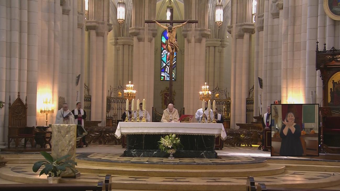Semana Santa de Madrid: Misa de Pascua de Resurrección 2020