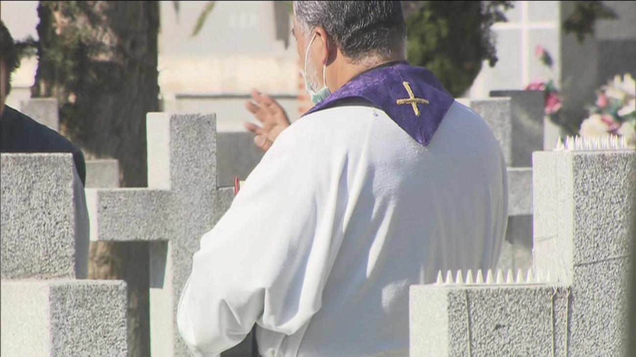 La Sacramental de San Justo ofrece un servicio gratuito de entierros virtuales