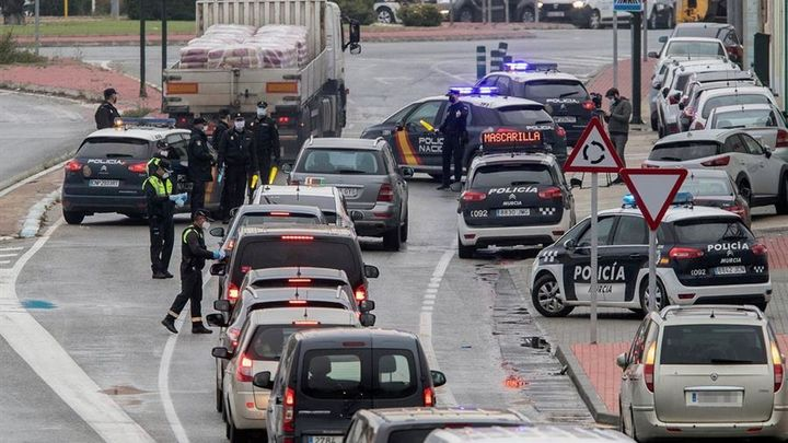 Las fuerzas de seguridad del Estado se desplegarán el lunes en Madrid