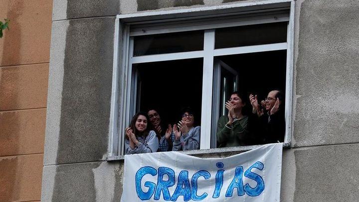 Cine en Madrid desde camiones audiovisuales que podrás ver desde tu ventana o balcón tras los aplausos