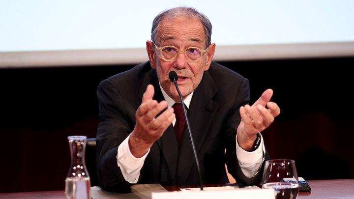 """Javier Solana: """"Los sanitarios merecen un reconocimiento profundo y que no se quede solo en estos días"""""""