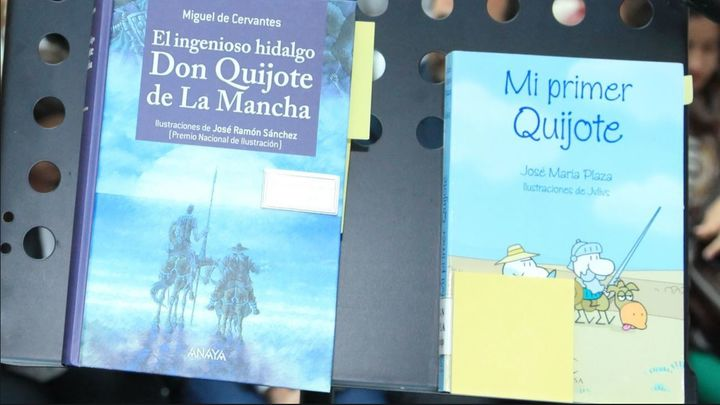 Getafe organiza una lectura online de El Quijote para conmemorar el Día del Libro