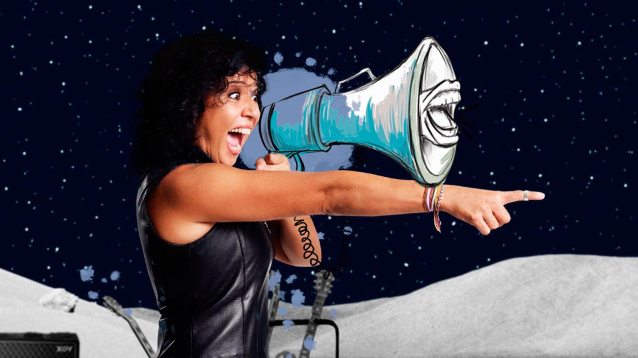 Rosana rinde homenaje a los profesores con un concierto virtual