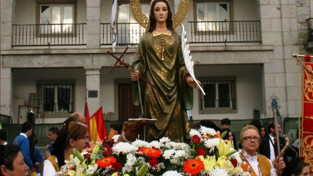 Imagen de Santa Quiteria