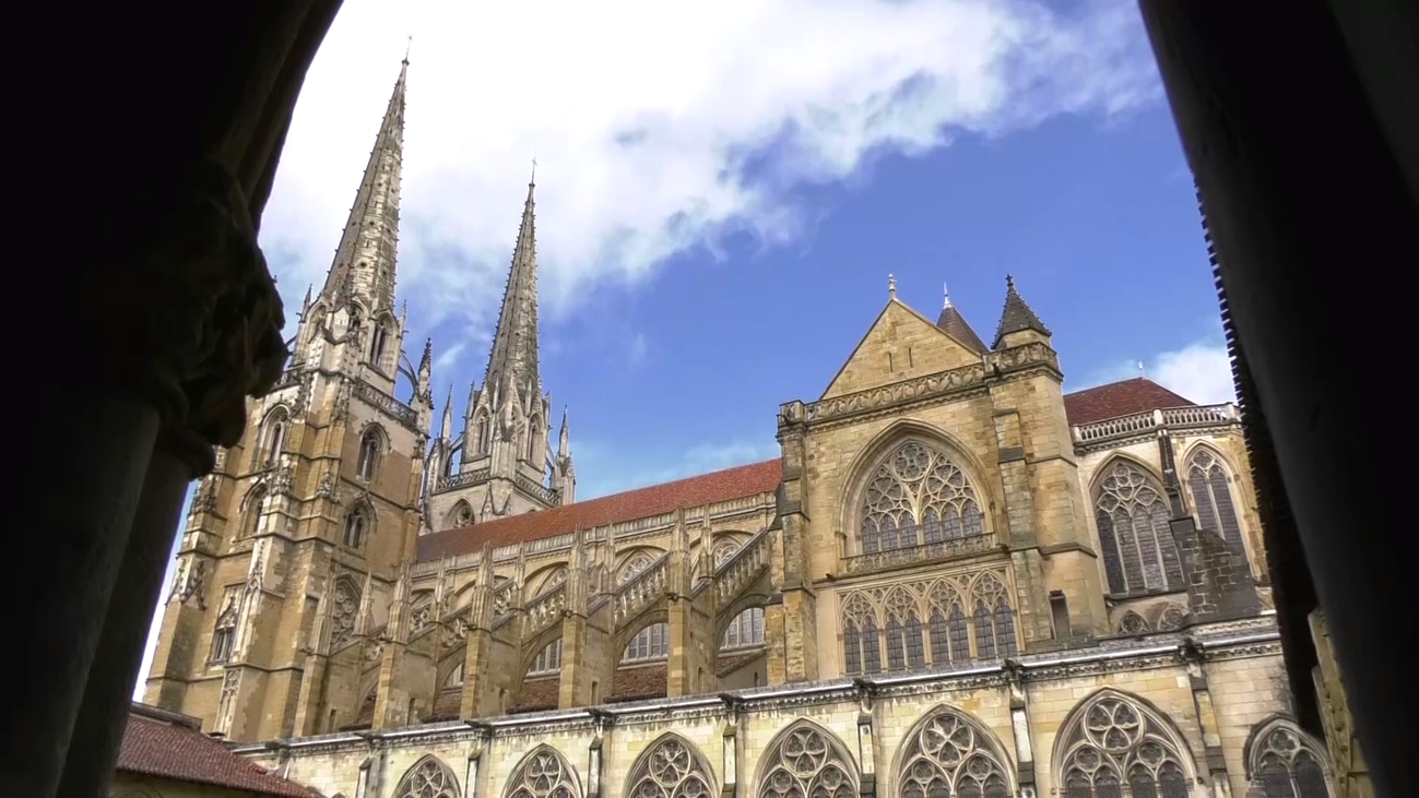 La Catedral de Sainte-Marie, la joya de la corona de Bayona