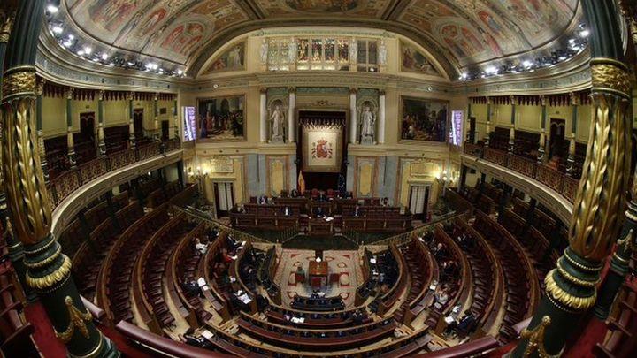 El Congreso retoma la investigación del accidente del avión de Spanair de 2008