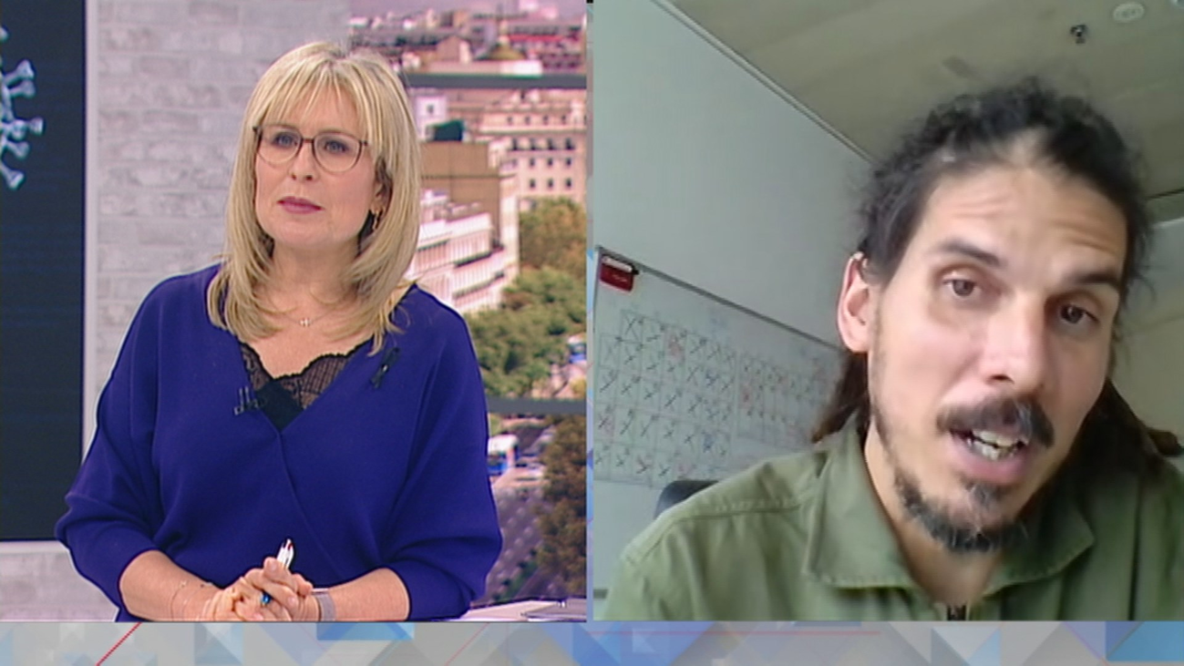 """Alberto Rodríguez: """"La renta mínima vital es una medida urgente  y debe ser estructural"""""""