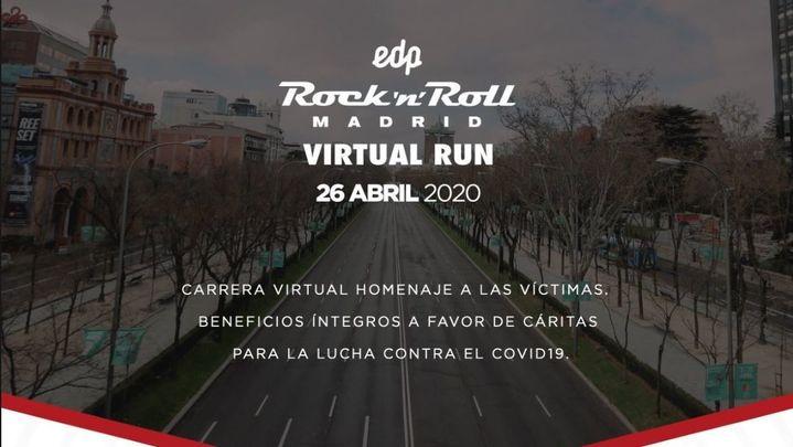El Maratón de Madrid lanza una carrera virtual contra el coronavirus
