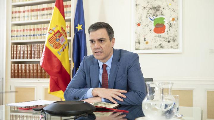 Pedro Sánchez admite su preocupación por los riesgos de la desescalada