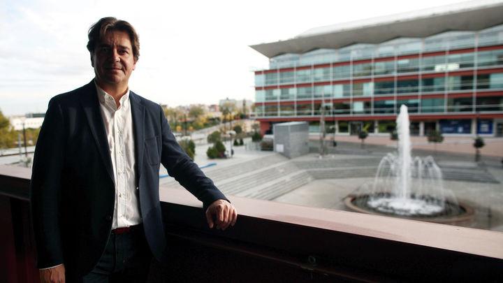 """Javier Ayala, alcalde de Fuenlabrada: """"Estamos en el proceso de reconstrucción para el día después"""""""