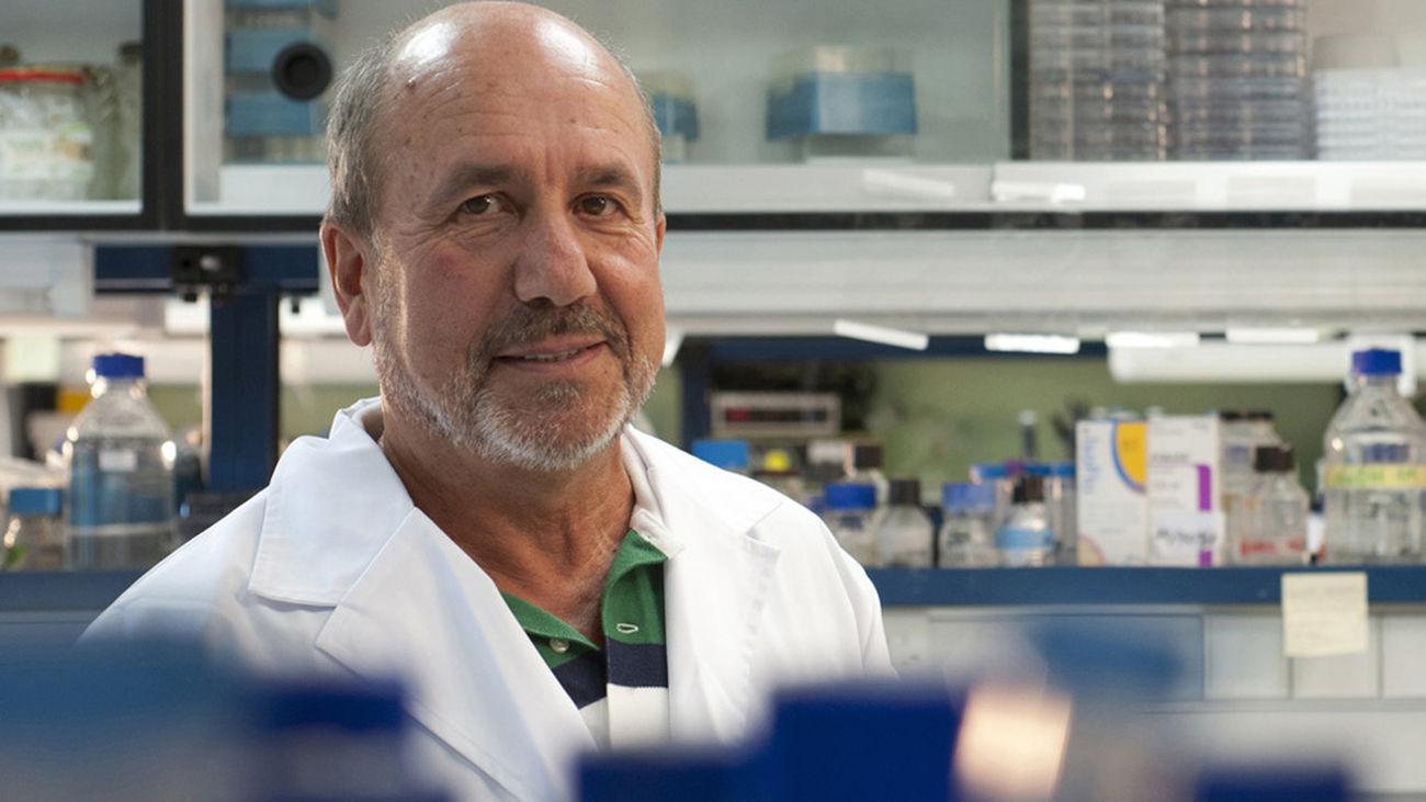 Mariano Esteban, investigador del CSIC en el centro nacional de Biotecnología y miembro del comité científico de la OMS
