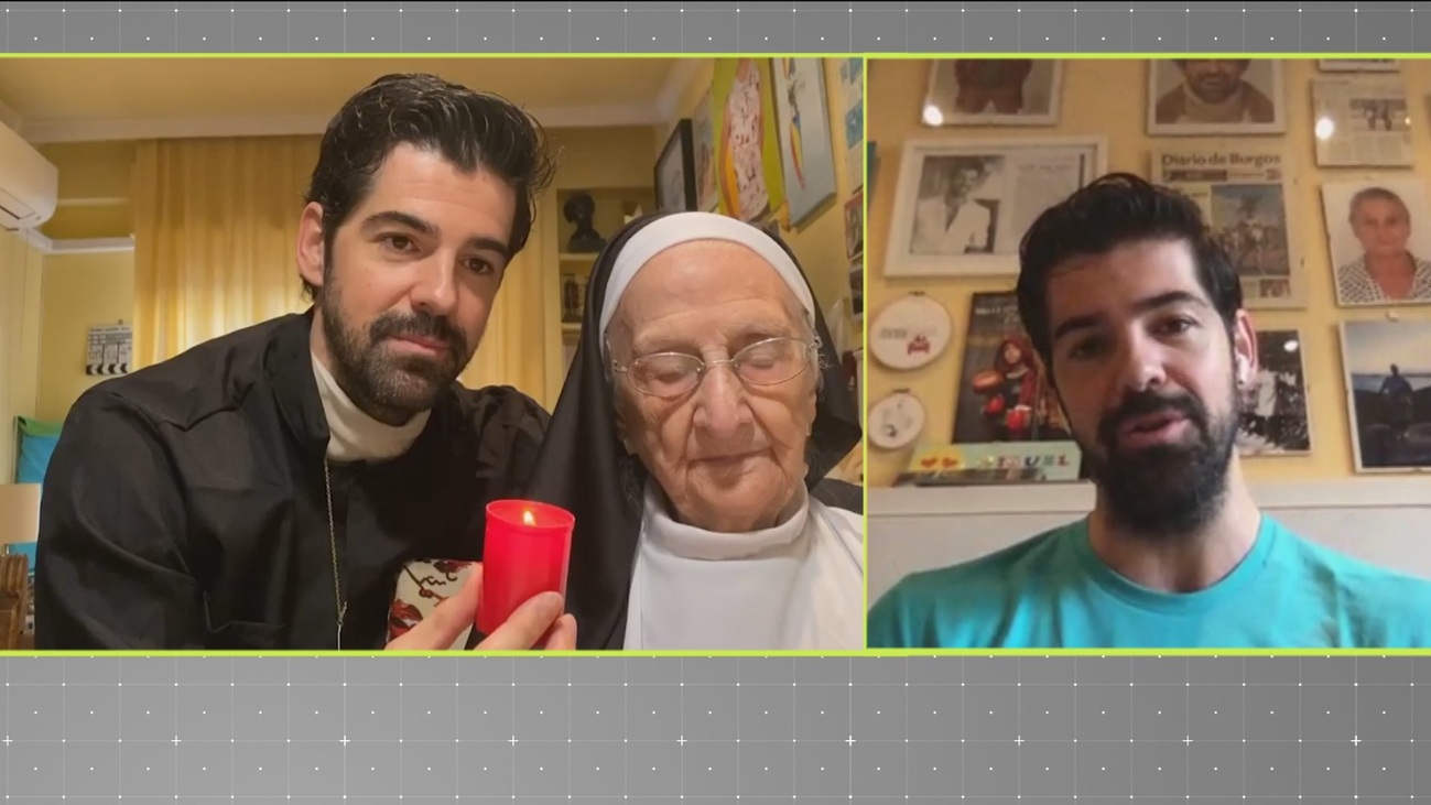 El exitoso y emotivo programa de Miguel Ángel Muñoz y su 'tata'