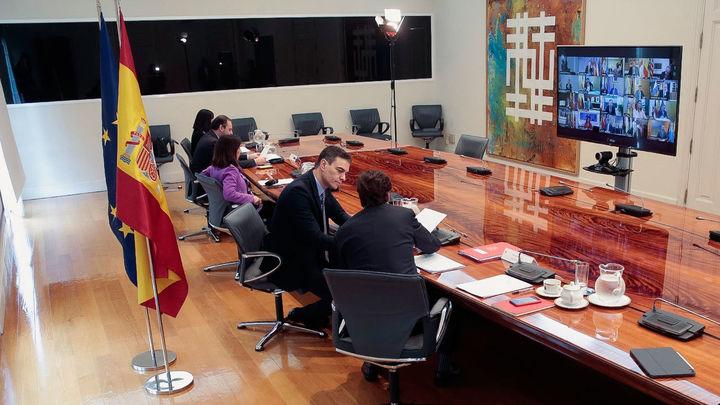 Sánchez anuncia a las CCAA 14.000 millones de anticipo para que tengan liquidez