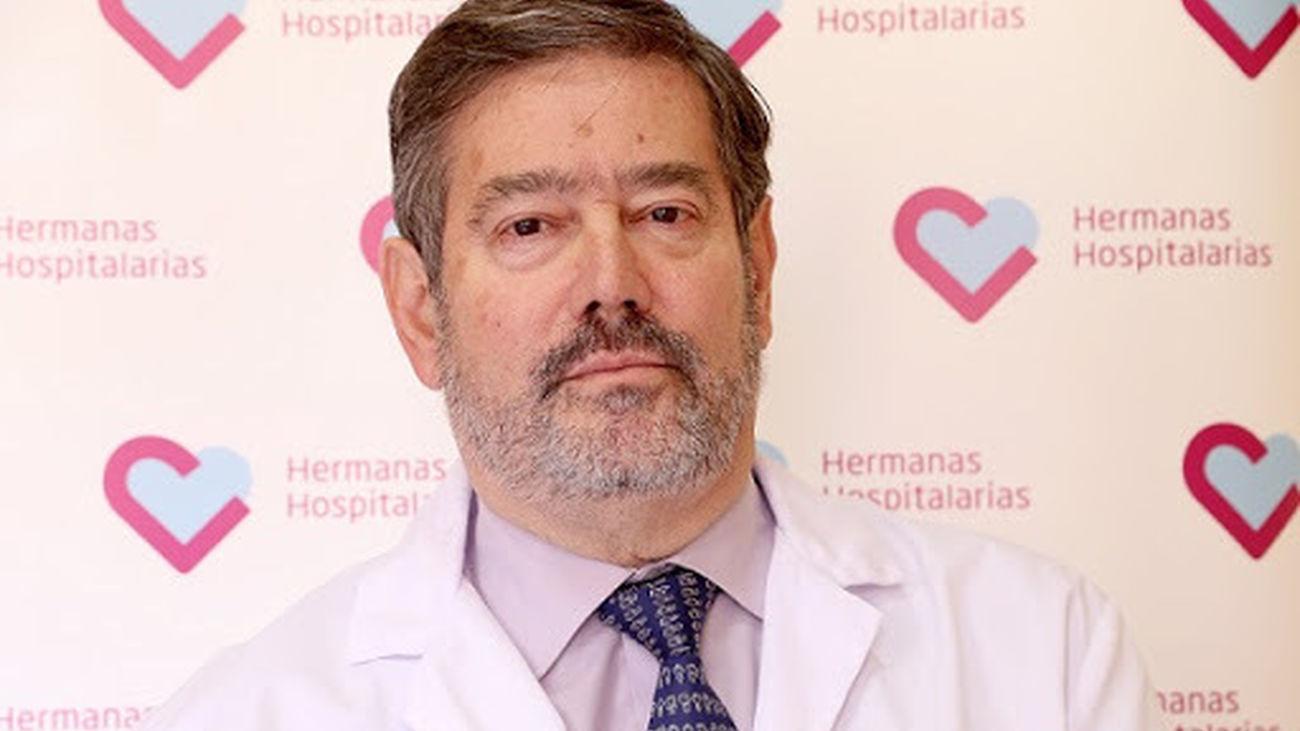 Fallece el director médico del Hospital Beata María Ana, Aurelio Capilla