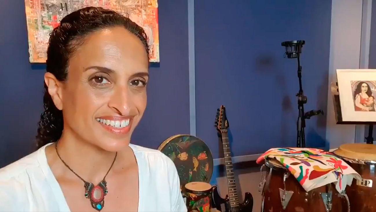 La cantante Noa ofrece este sábado un concierto virtual solidario con la red sanitaria madrileña