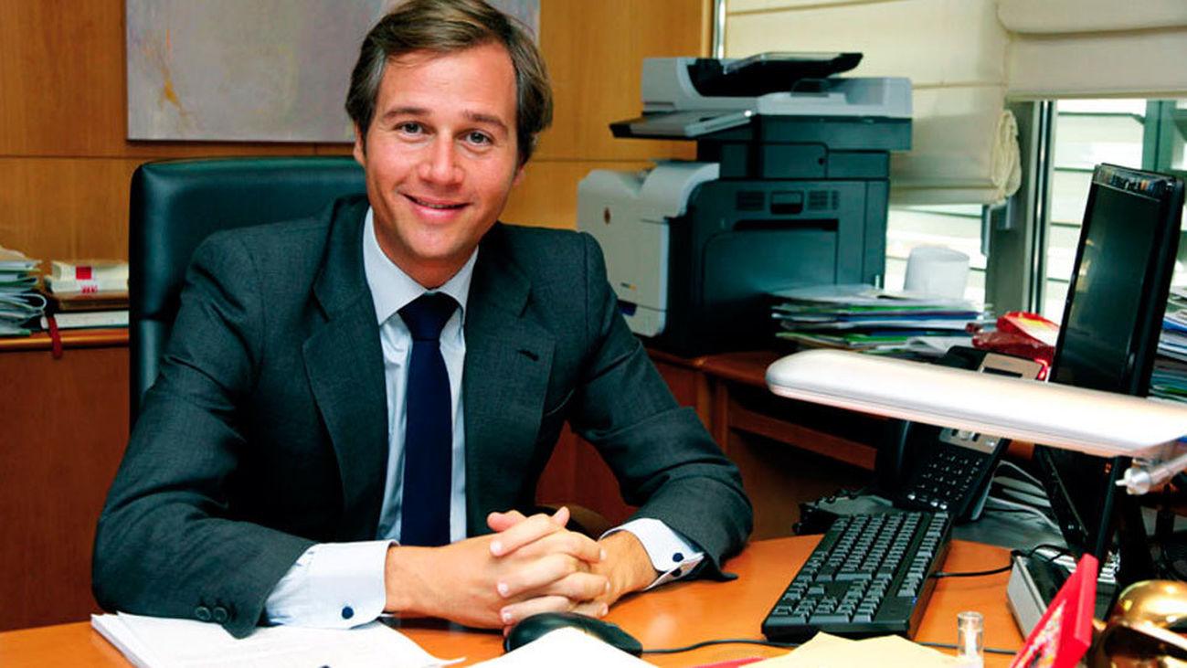 Antonio González Terol, vicesecretario de Política Territorial del Partido Popular y diputado por Madrid