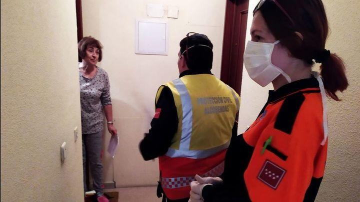 El Ayuntamiento de Alcobendas contacta con cerca de 300 mayores que viven solos