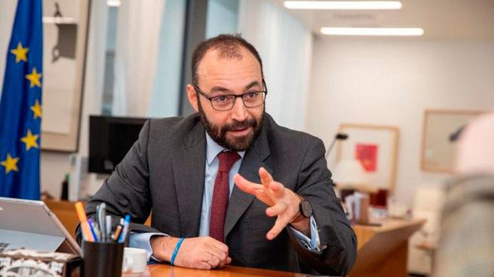 """Manuel Giménez: """"No vamos a dejar a nadie atrás frente a la crisis"""""""