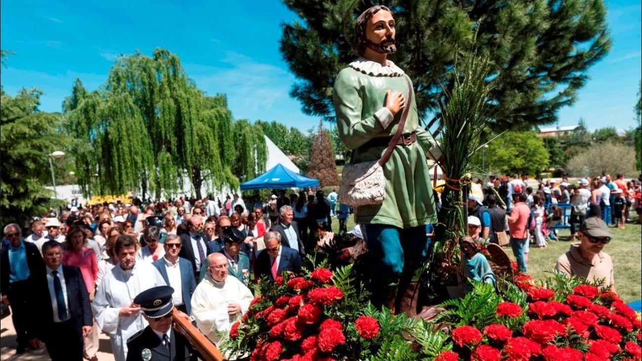 Fiestas de San Isidro de Villanueva de la Cañada
