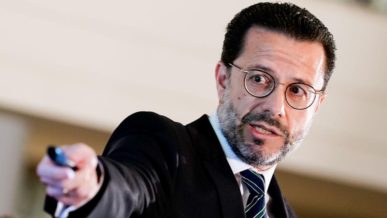 Lasquetty carga contra Hacienda por querer volver a implantar el impuesto de Patrimonio en la Comunidad de Madrid