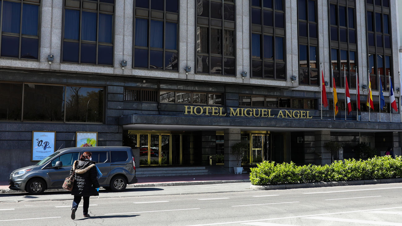 Hotel Miguel Ángel, en Madrid