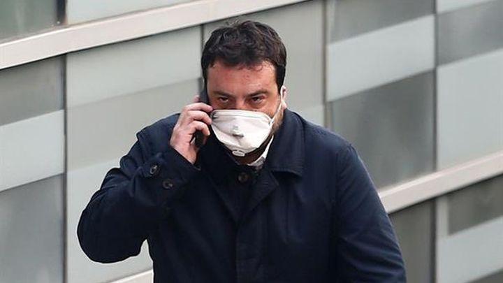 Dimite el alcalde de Badalona tras ser detenido por saltarse el confinamiento y con signos de embriaguez