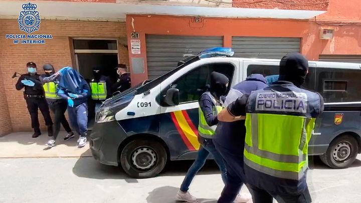 Prisión incondicional para los tres yihadistas detenidos por la Policía en Almería