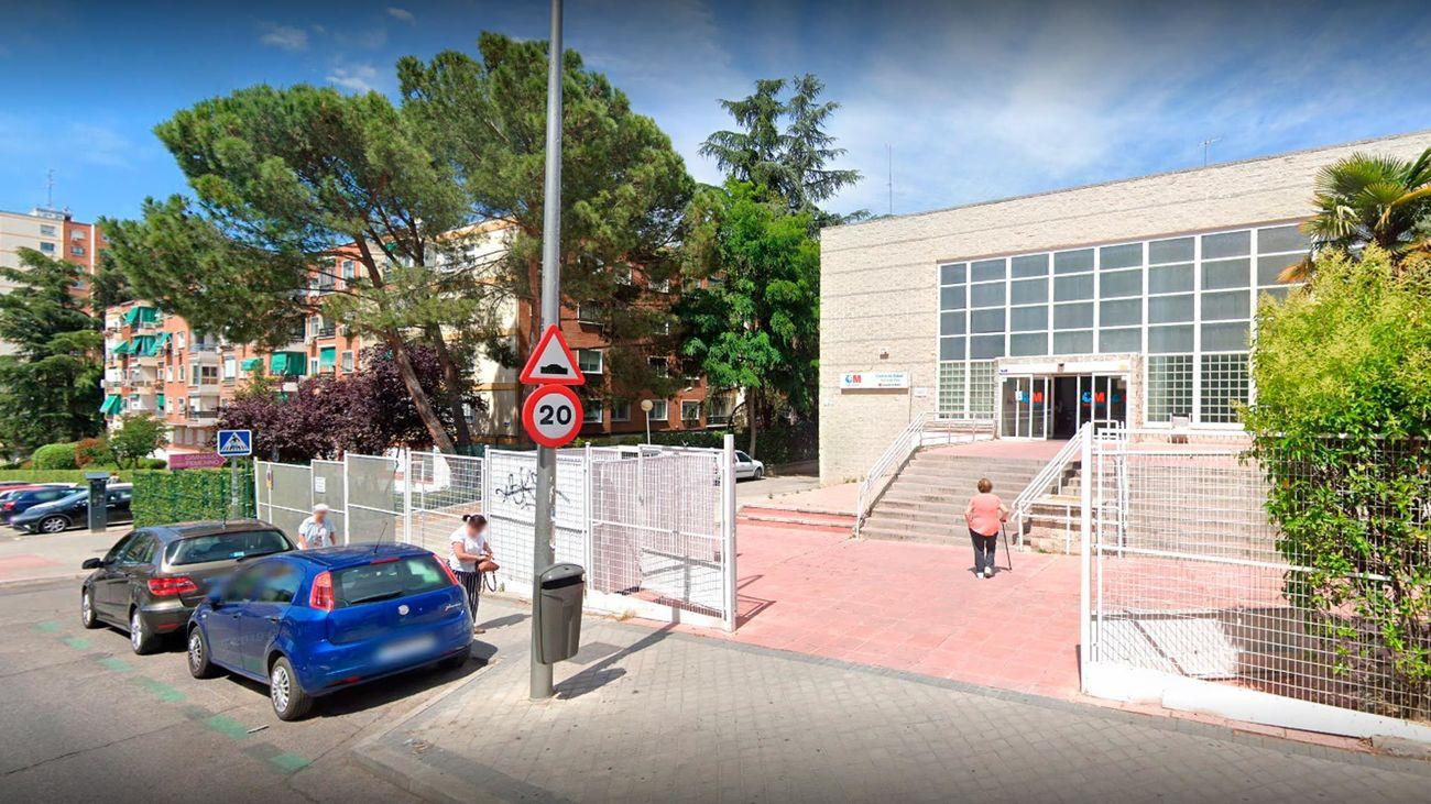 Centro de salud del Barrio del Pilar
