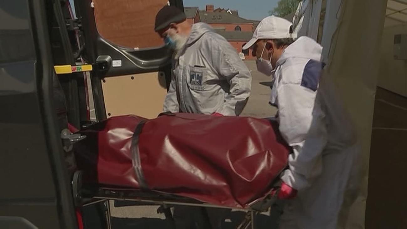 El hospital Ramón y Cajal comienza a realizar autopsias a fallecidos por coronavirus