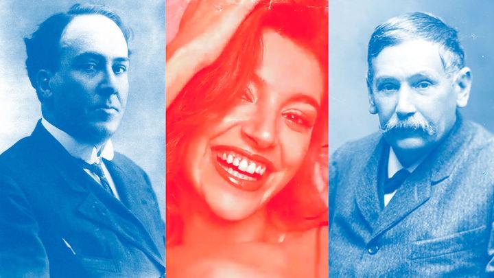 Madrid Directo entrevista a Benito Pérez Galdós y Antonio Machado en una recreación especial por el Día del Libro