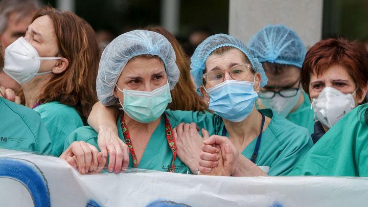 """""""A la enfermería no se le ha tenido en cuenta en la toma de decisiones"""""""
