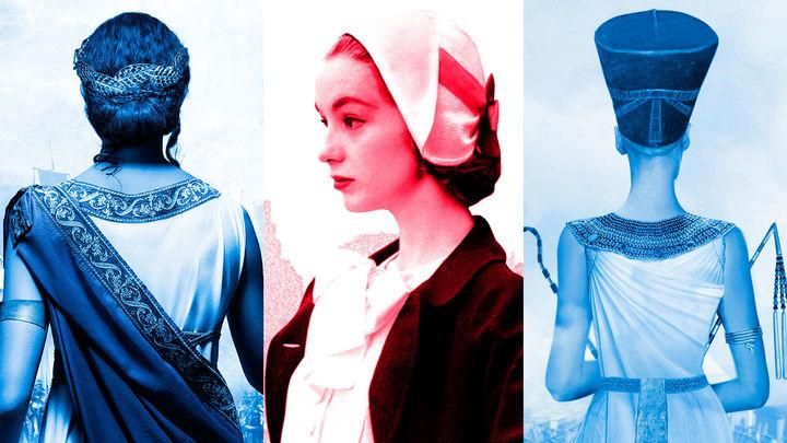 Tres personajes femeninos protagonistas para celebrar el Día del Libro
